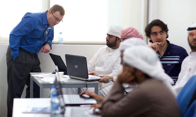 Raytheon, Khalifa University Launch Cyber Academy