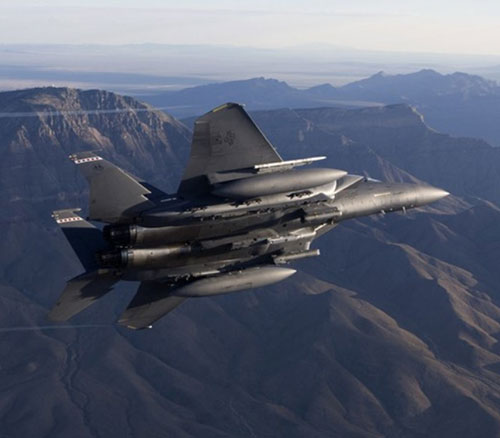 Raytheon's StormBreaker® Smart Weapon Approved for Fielding on F-15 Eagle