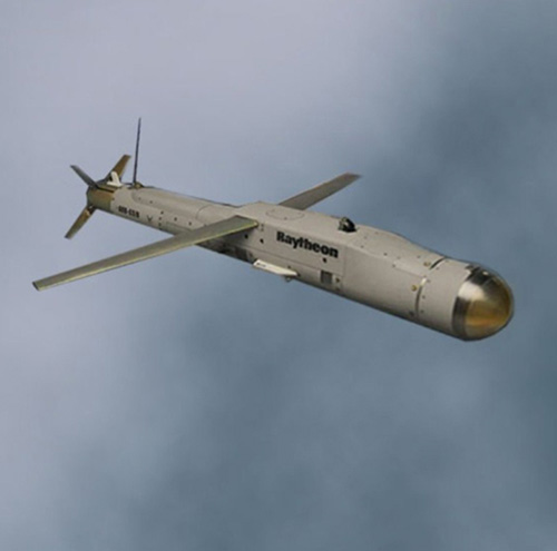 Raytheon Completes First Production of Small Diameter Bomb II