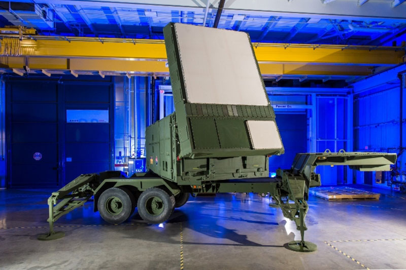 Raytheon Displays New Patriot Radar at AUSA Global Force