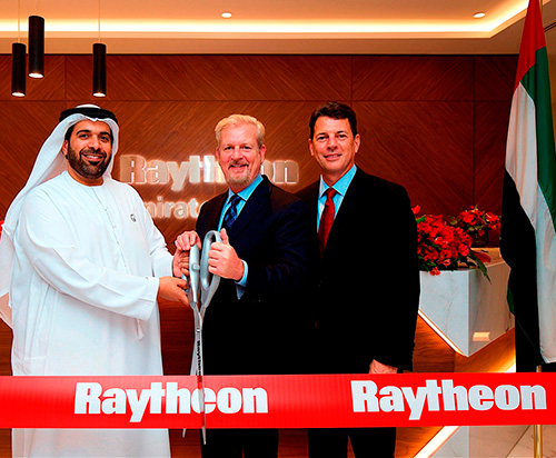 Raytheon Emirates opens new headquarters in Abu Dhabi