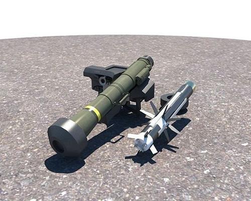 Raytheon/Lockheed Martin Javelin JV Wins Order for 2,100 F-Model Missiles