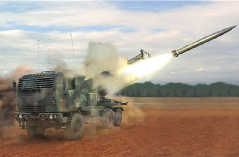Raytheon to Offer New Long-Range Missile for US Army Fires Needs