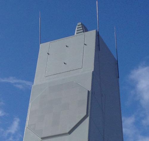 Raytheon's Radar Tracks 2nd Ballistic Missile Test Target