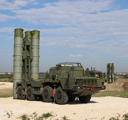 Rosoboronexport Explains Why S-400 is Unmatched