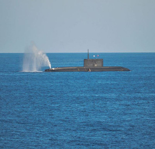 Rosoboronexport Eyes Stronger Exports of Small-Midget Subs