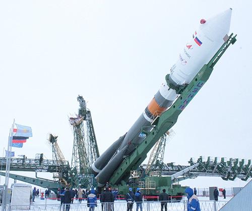 Rostec Built Frameless Body for EgyptSat-A Spacecraft