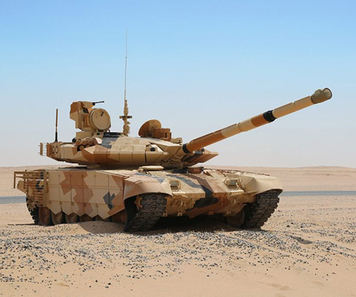 Rostec Takes Part in First Defense Exhibition in Egypt