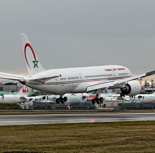 Royal Air Maroc Orders Four Boeing 787 Dreamliners