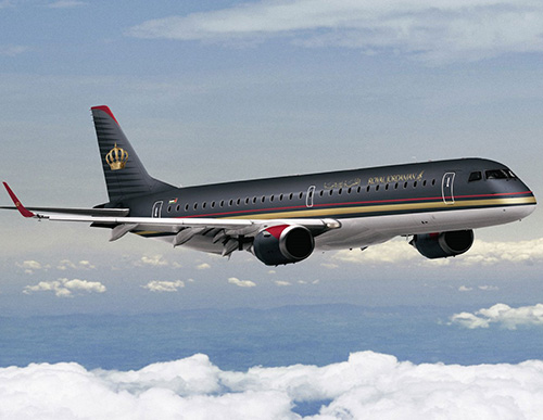 Royal Jordanian Improves Financial Performance in H1 2018