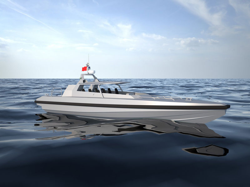 Royal Moroccan Navy Places Order for 5 Damen Vessels