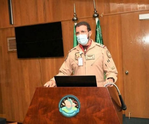 Royal Saudi Air Force, USAF Conclude Joint Maneuvers