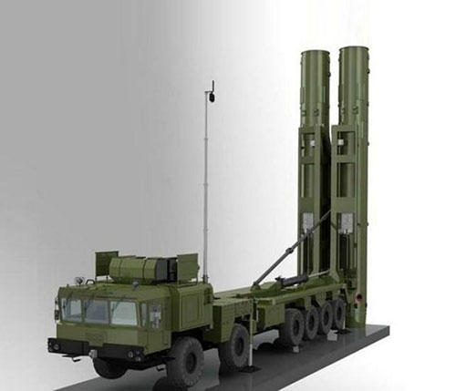 Russia, Turkey to Co-Produce S-500 Missile Defense System