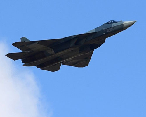 Russia's Fifth Generation Su-57 Jet Eyes Export Markets