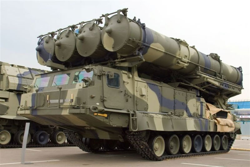 Russia Already Delivering Air Defense Systems to Iran