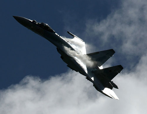 Russia Delivers All 24 Su-35 Fighter Jets to China