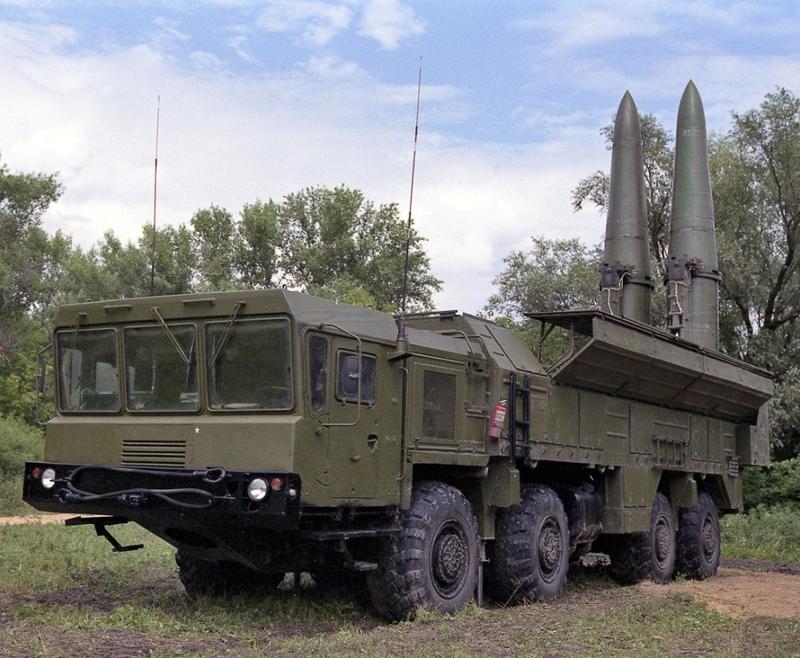 Russia Develops Secretive Missile for Iskander-M System