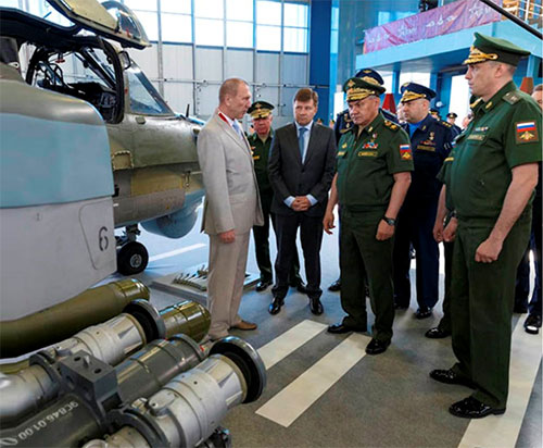 Russia Invites 2,500+ Defense Enterprises to ARMY-2020 Forum