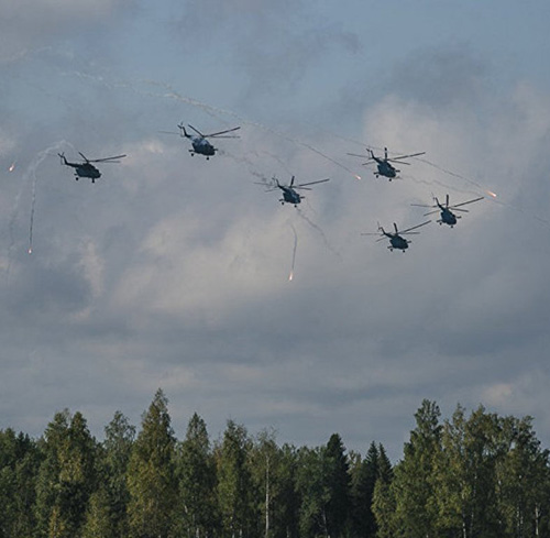 Russia to Conduct Large-Scale Military Drills Every 5 Years