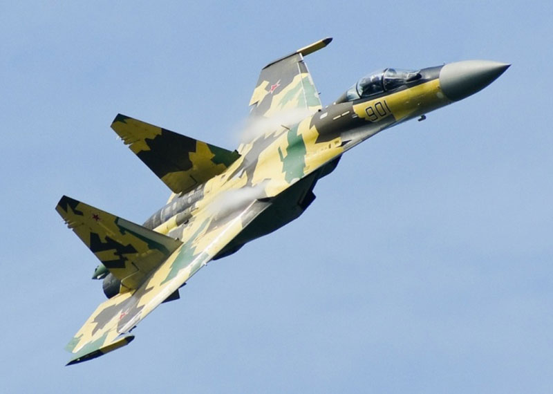 Russia to Deliver First Four Su-35 Jets to China by Year End