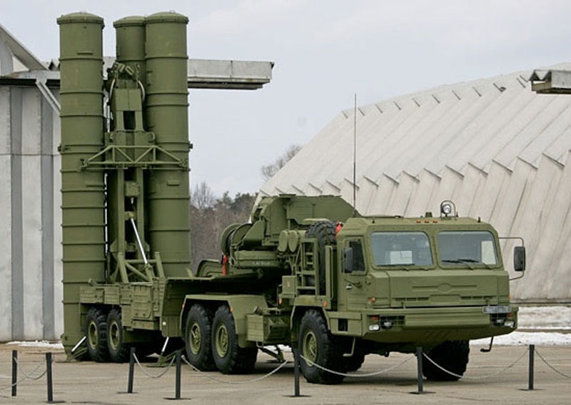 Russia to Deploy S-400 Missile System to Syria