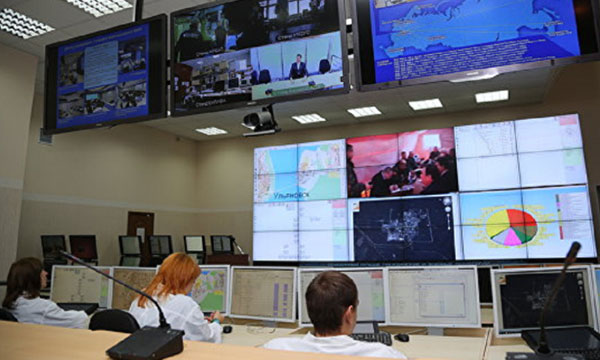 Russia to Develop Next-Gen Navy Integral Control Systems