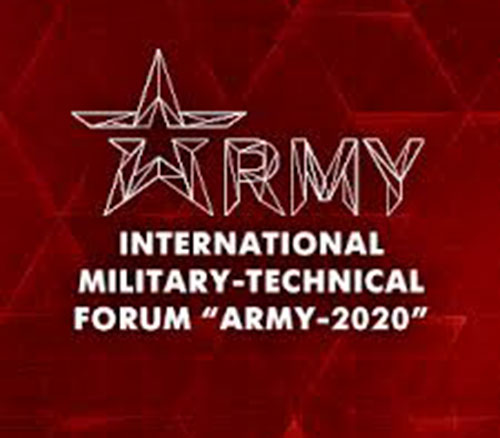 Russia to Host 6th Int'l Military-Technical Forum ARMY-2020 in August