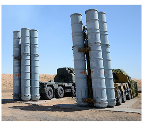 Russia to Send S-300 Air Defense System to Syria in 2 Weeks