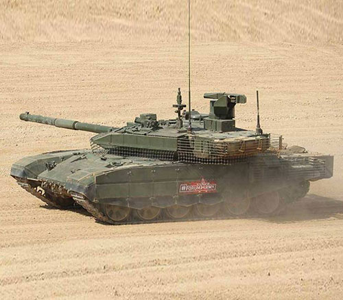 Russian Army Received Over 700 Weapon Systems in First Half 2020
