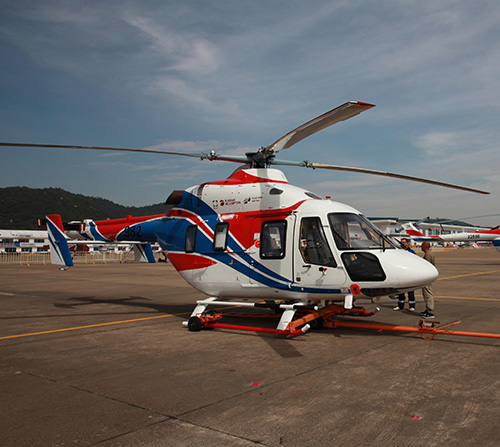 Russian Helicopters Tests Ansat Equipped with Ditching System
