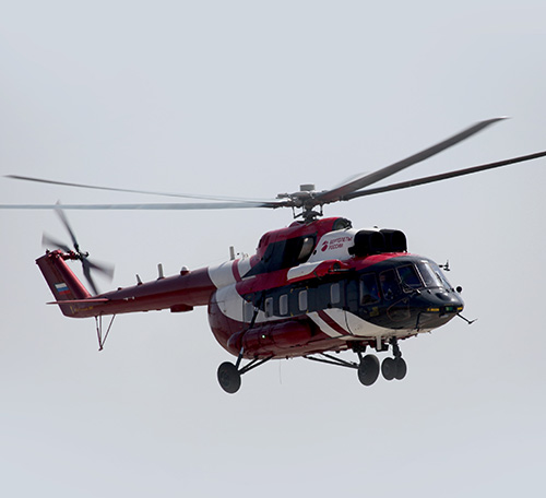 Russian Helicopters Train Flight Personnel for Mi-171A2 Testing