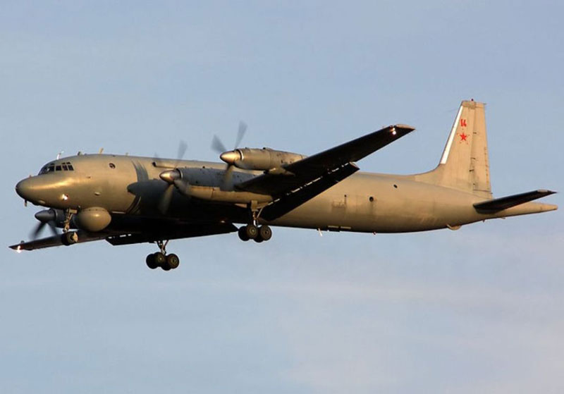 Russian Navy to Receive 2 More IL-38N Novella Anti-Submarine Aircraft