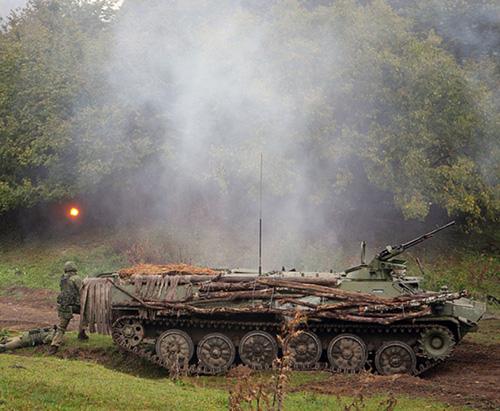 Russian-Pakistani Military Drills to Kick Off Sunday