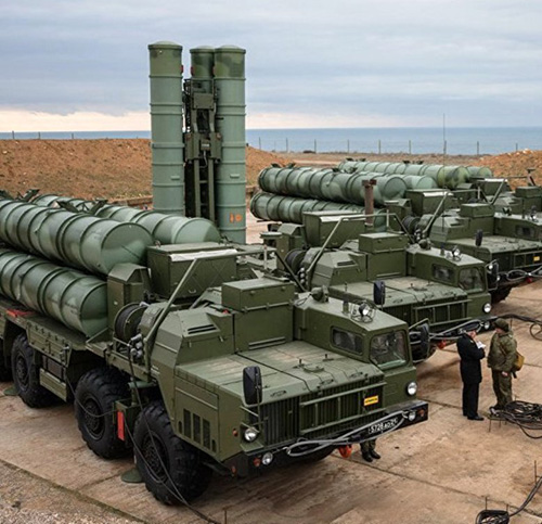 S-400 May Soon Be Fitted With Advanced Long-Range Missile