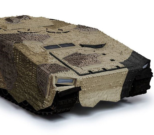 Saab Presents Two New Camouflage Systems at Eurosatory