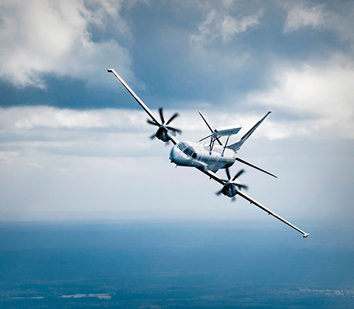Saab Receives Airborne Surveillance Order