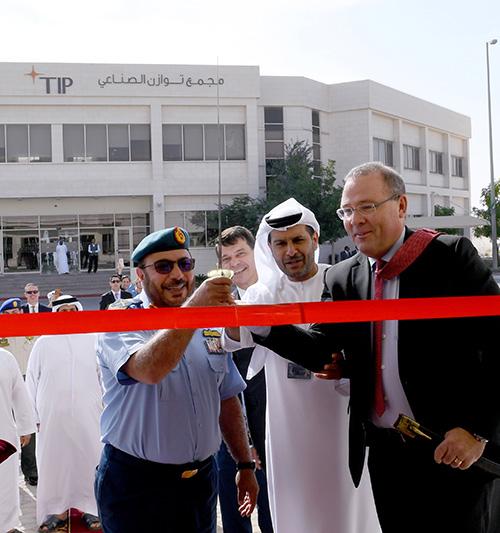 Saab Starts Development and Production in Abu Dhabi