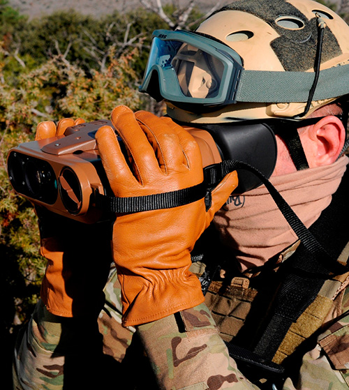 Safran's JIM Compact Infrared Binoculars Selected by 7th NATO Country