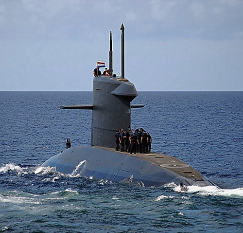 Safran's Navigation System to Modernize Dutch Submarines