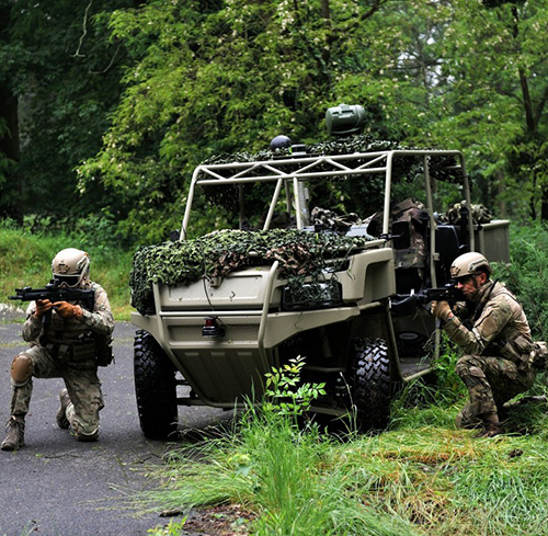 Safran to Develop 3 Land Robot Demonstrators for French Armed Forces