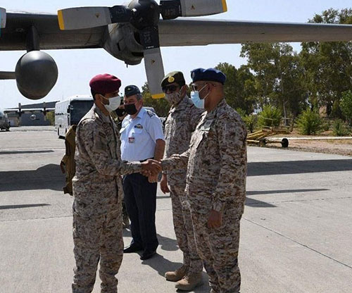 Saudi Arabia, Egypt, UAE Conclude Special Operations Exercise in Greece