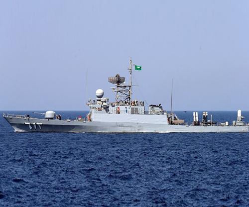 Saudi Arabia Joins International Maritime Security Construct