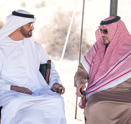 Saudi Interior Minister Arrives in Oman After UAE, Kuwait Saudi Interior Minister Arrives in Oman After UAE, Kuwait