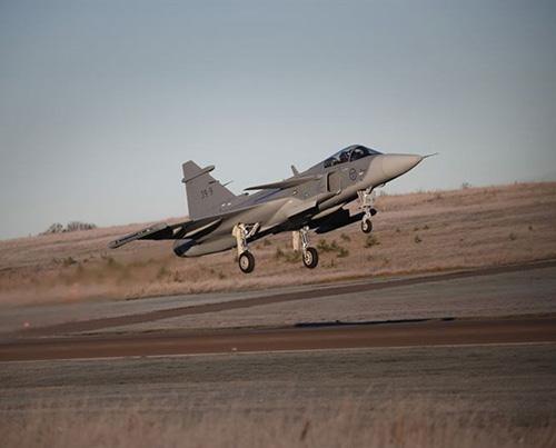 Second Gripen E Test Aircraft Takes Flight