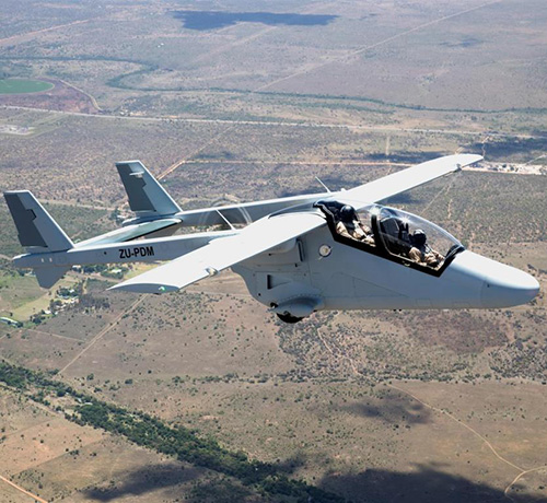 South Africa's Multi Role Aircraft Ramps Up Production