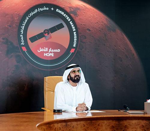 South Korea Seeks Joint Moon, Mars Explorations with UAE
