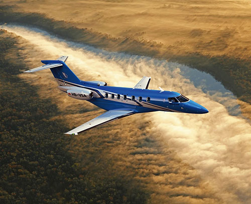 Strata, Pilatus Extend PC-24 Partnership