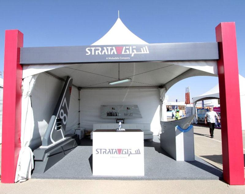 Strata Officially Sponsors Al Ain Air Championship