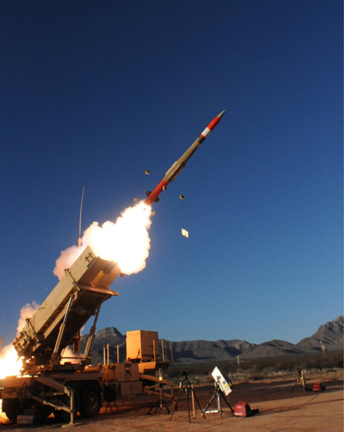 Successful Test for PAC-3 MSE from Remote Launcher