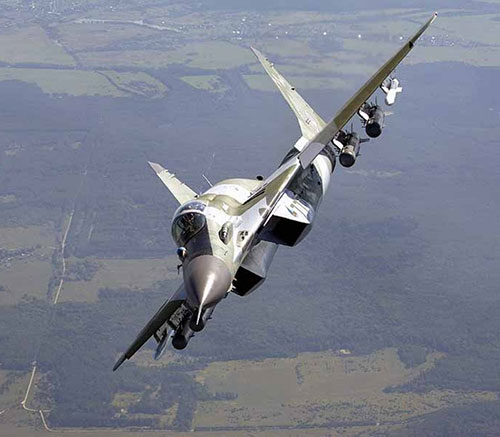 Syria Receives Second Batch of MiG-29 Fighter Jets